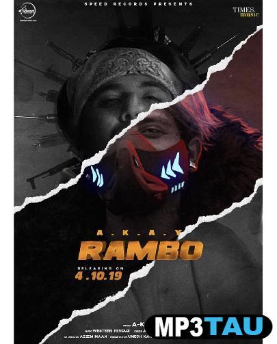 Nattan RD New Punjabi MP3 Song Rambo